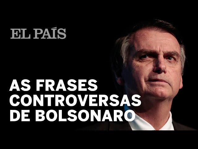 Mulheres Ditadura Gays 10 Frases Polémicas De Bolsonaro