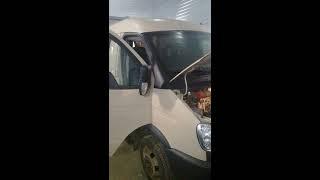 Переоборудование инкассаторской машины (броневика) в гражданский вариант