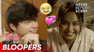 '우리의 가택 체포'Bloopers Part 2 | Kathryn Bernardo, Daniel Padilla | Never Before Scene