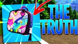 The TRUTH behind the BRITE BAG In Fortnite Battle Royale & How To UNLOCK The Bright bag In Fortnite!