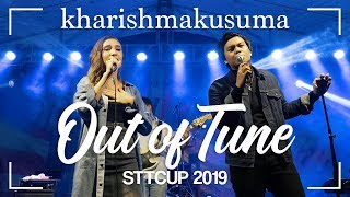 Gambar cover kharishmakusuma - Out of Tune @ STTCUP 2019