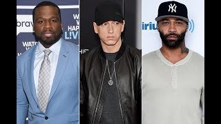 50 Cent Tells Joe Budden he has a Beatdown on the way. Bizzare calls Joe 'Disloyal' for Dissing Em.
