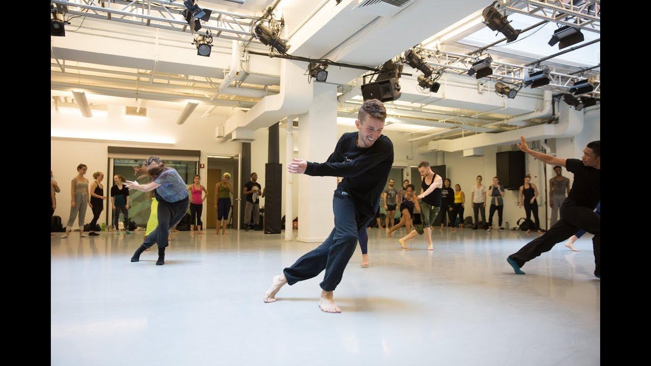 Meet the Dance Company: Gibney
