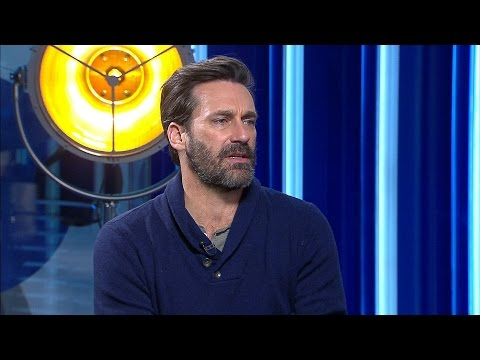 Jon Hamm Talks Fame, Twitter And Mad Men On Entertainment Week