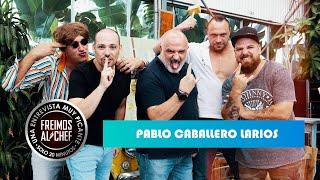 """Entrevista """"Freimos Al Chef"""" - Master Chef español Pablo Caballero Larios"""