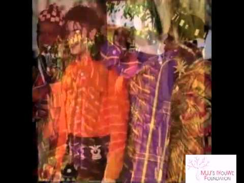 Michael Jackson...The African Dream