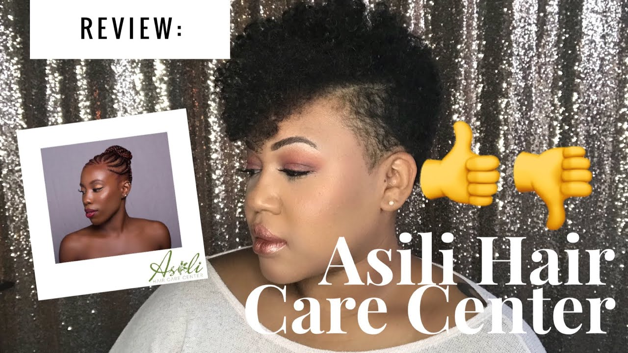 Check Out The With Hair S Review Of Her Experience At Asili Care Center