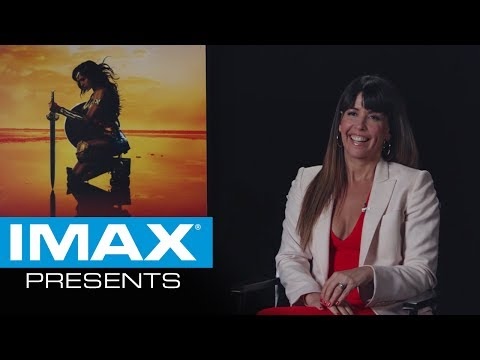IMAX® Presents: Wonder Woman Director...