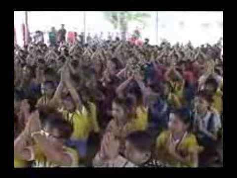 VIDEO: CHÙA HOA KHAI KHÓA TU MÙA HÈ HƯƠNG SEN MÙA HAN LẦN 4-2013(PHẦN 2 )