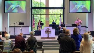 Sun. Morning Worship Service - 9/27/20
