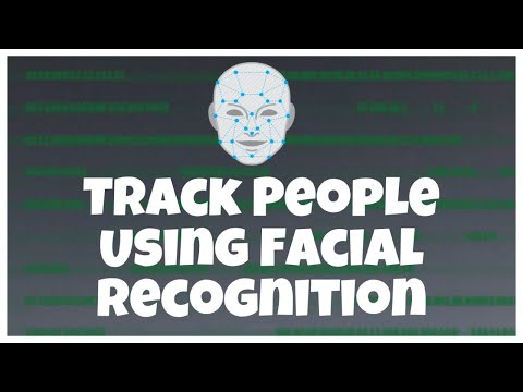 Track Any Person Using A Facial Recognition Correlate Tool !