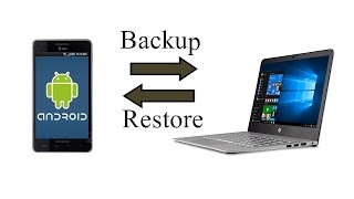 How to Easily Backup Any Android Phone to PC [One Click Method]