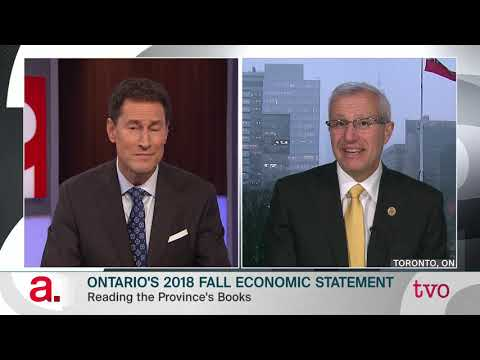 Ontario's 2018 Fall Economic Statement