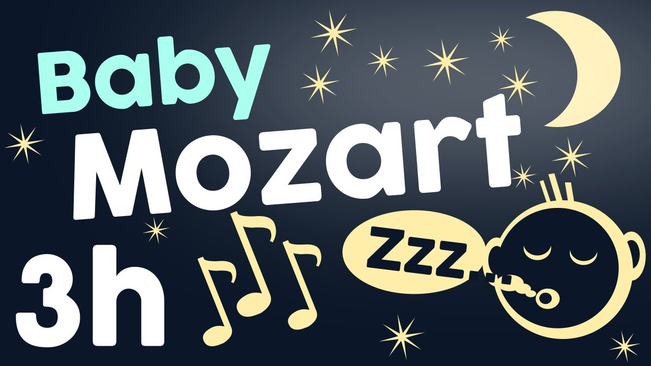 Best Mozart Lullaby for Babies - Sleep Music, Brain ...