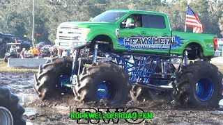 HEAVY METAL FAB BUILDS POWERSTROKE MONSTER TRUCK!!
