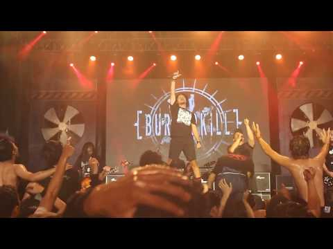 Burgerkill feat fadly tiga titik hitam FULL // DCDC MusikKita