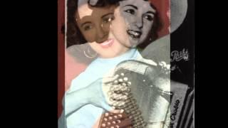 """Yvette Horner """" Domino """" 1950 valse musette"""