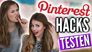 PINTEREST HACKS TESTEN mit xLaeta | Julia Beautx