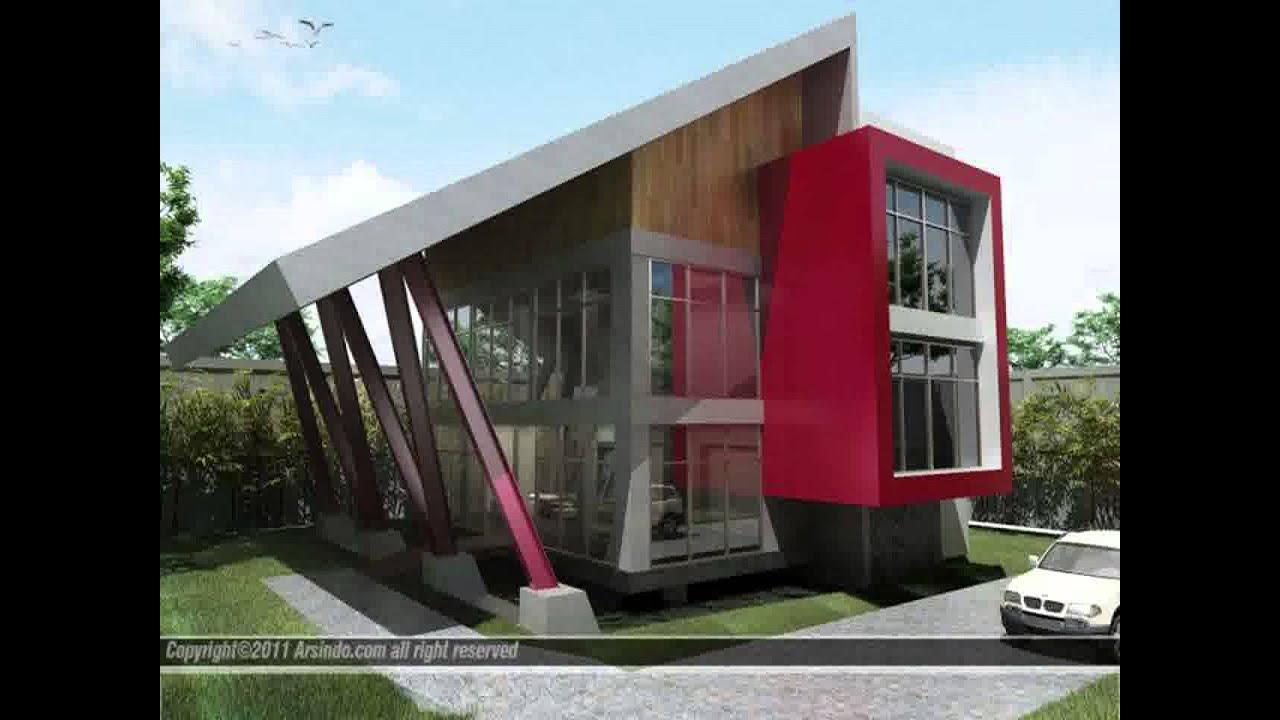 Desain Rumah Minimalis 2 Lantai Ukuran 5x12 Yg Sedang Trend Saat