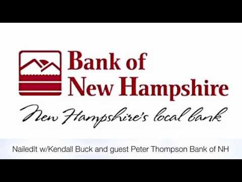 In the Pod with  Bank of New Hampshire