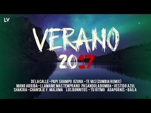 VERANO 2017 ★ Las mejores canciones ★ MIX CUMBIA REGGAETON - #LV