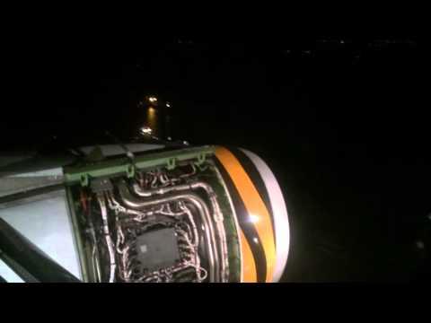 Tiger Air flight TR2638 Emergency landing @ Changi Airport Oct 16th 2015