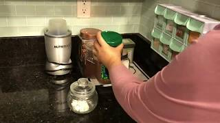 Organize a Hot Drink Station on a Kitchen Counter || Hot Cocoa & Coffee Bar || Teabag Dispenser