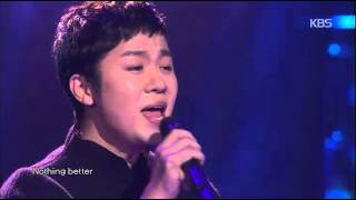 [HIT] 열린음악회-정엽(Jung Yup) - Nothing Better.20141026