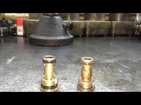 видео: ТНВД ve с электронным управлением редукционный клапан внутреннего давления . Ответ на вопрос
