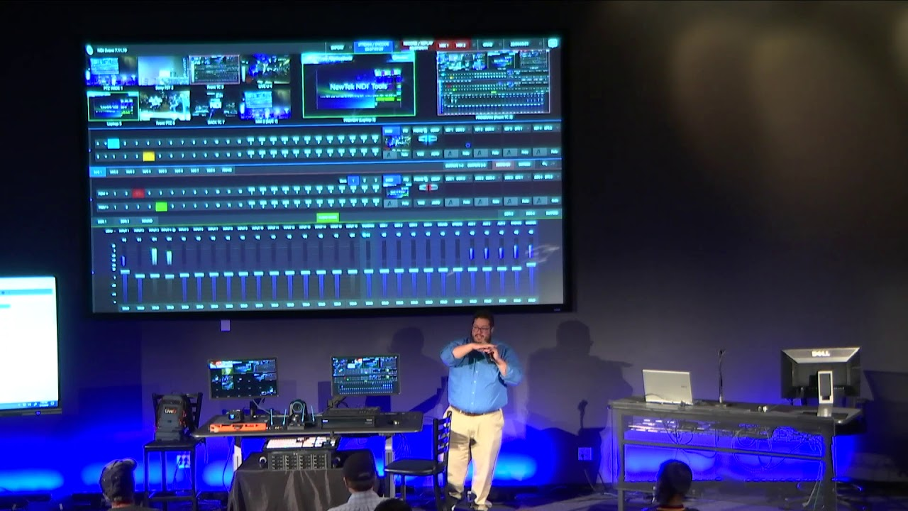 Top 6 Things You Should Know about NewTek NDI®