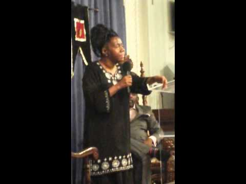 Apostle Shirley E. Henderson @Grace &Peace 6/5/201