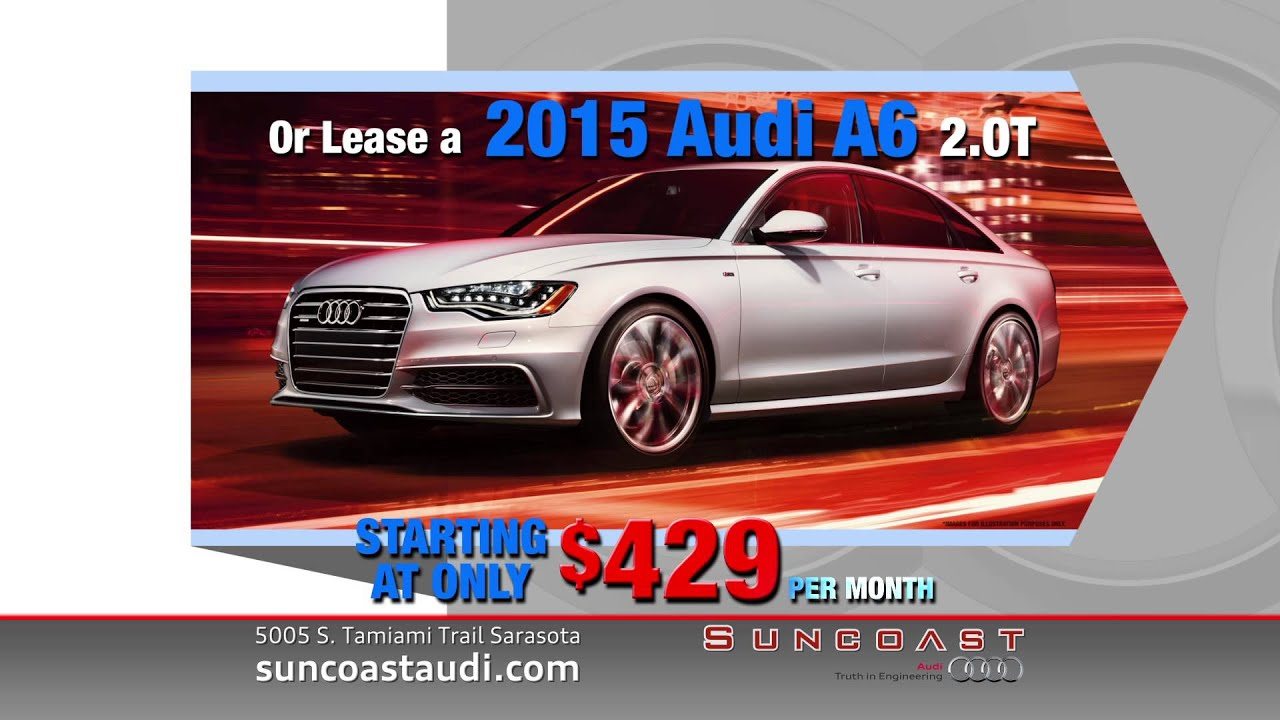 Suncoast Audi A YouTube - Suncoast audi