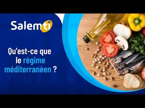 #SALEMTI : Qu'est-ce que le régime méditerranéen ?