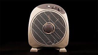 White Noise to Sleep | ASMR | 1 Hour Box Fan Sound