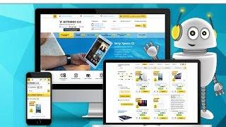 видео Интернет-магазин бытовой техники и электроники 003.ru