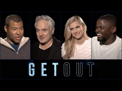 Sit Down with the Stars: Get Out - Regal Cinemas [HD] from YouTube · Duration:  2 minutes 48 seconds