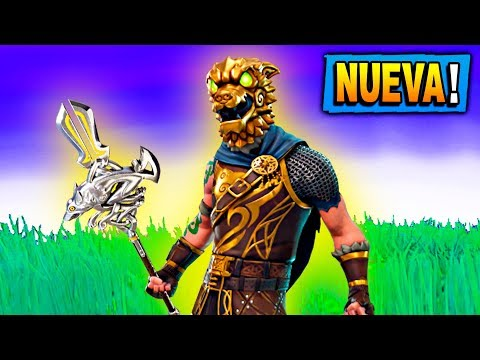 "NUEVA SKIN LEGENDARIA ""PERRO DE GUERRA"" Fortnite: Battle Royale 