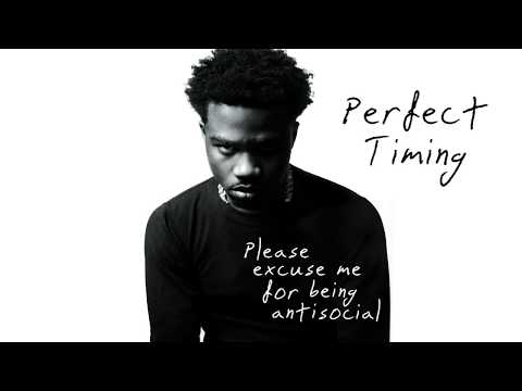 Roddy Ricch - Perfect Timing [Official Audio]