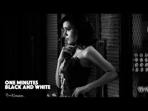 Black and White Photoshop Tutorial thumbnail
