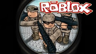Roblox | ARMY BASE DEFENSE - Siege Wars! (Roblox War Game)