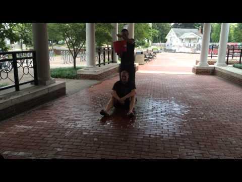 LWIR Ice Bucket Challenge
