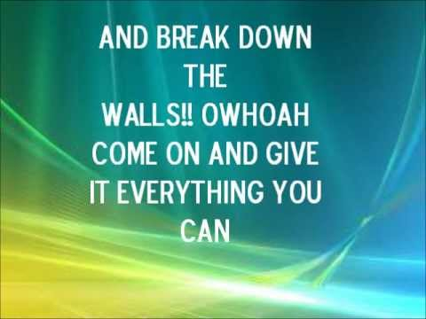 Break Down The Walls - Ross Lynch And Laura Marano Lyrics