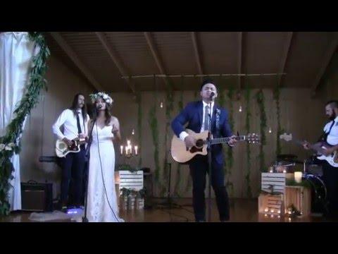 HANNAH AND NIKKO'S WEDDING