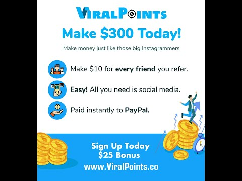Viral Points Review   Make LEGIT Money Online On Social Media With Viral Points
