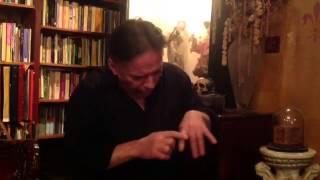 Simon Drake presents, 'Paper Cut'.  A gory close up magic effect