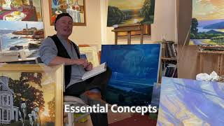 Painting the Finger Lakes- Plein Air with Brian Keeler