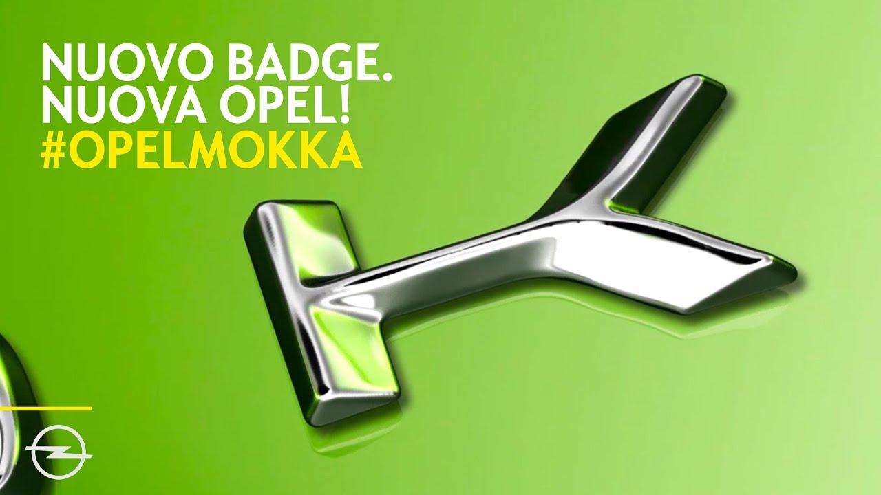 Nuovo Opel Mokka – Nuovo Badge. Uno sguardo al futuro!