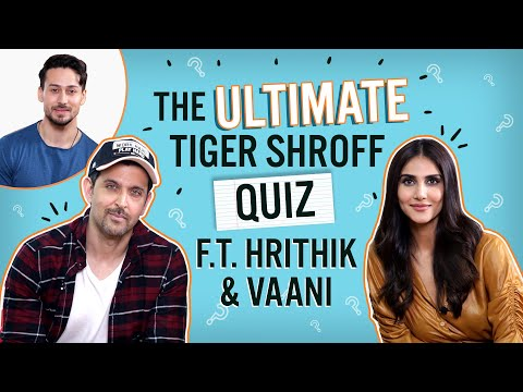 How well does Hrithik Roshan and Vaani Kapoor know Tiger Shroff? | WAR | Pinkvilla | Bollywood Mp3