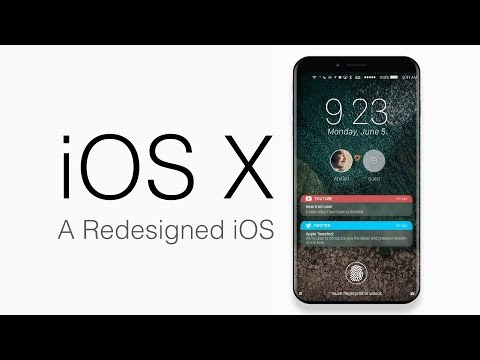Download Youtube: iOS X - A Redesigned iOS Concept