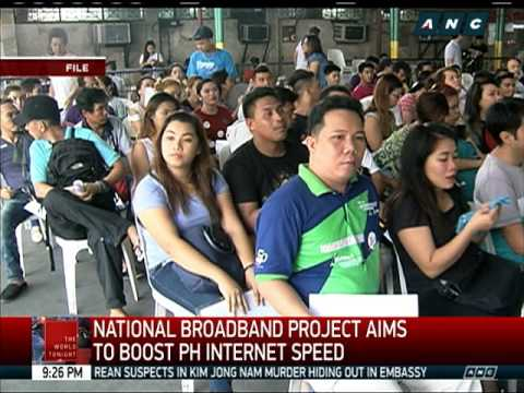 Will national broadband project boost PH internet speed?